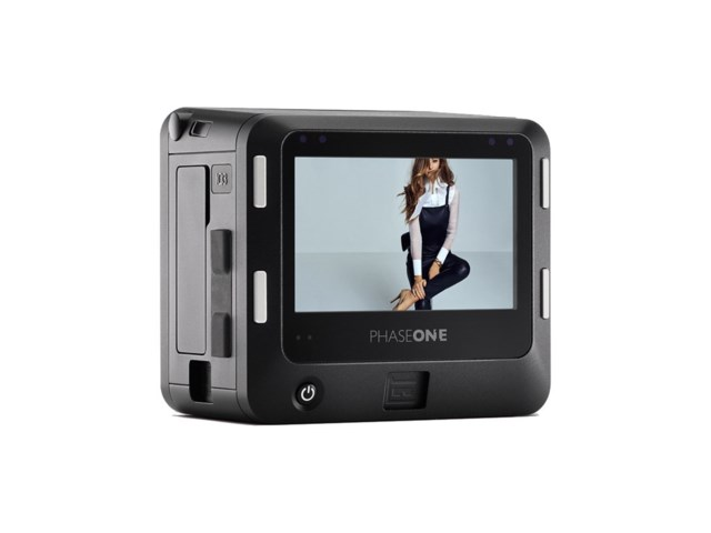 Phase One Digitalbakstycke IQ3 100Mp för Phase One XF