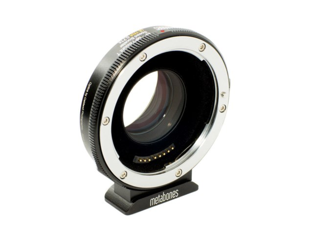 Metabones Canon EF till Micro 4/3 T Speed Booster Ultra
