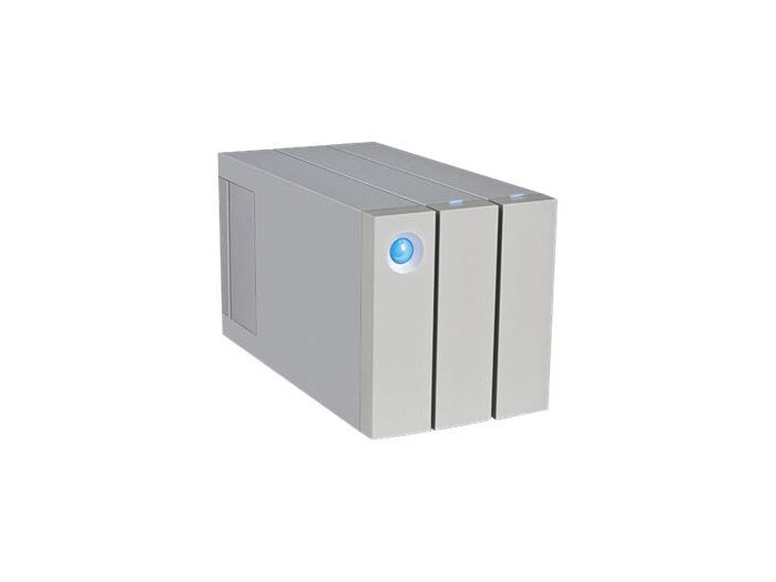 LaCie 2big 8TB Thunderbolt 2 USB 3.0