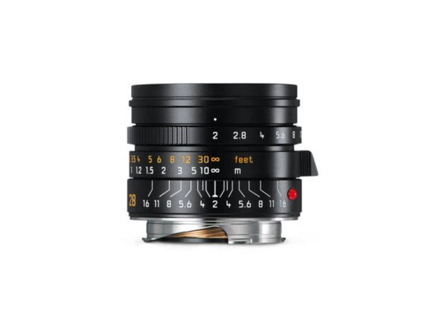 Leica Summicron-M 28mm f/2 ASPH New