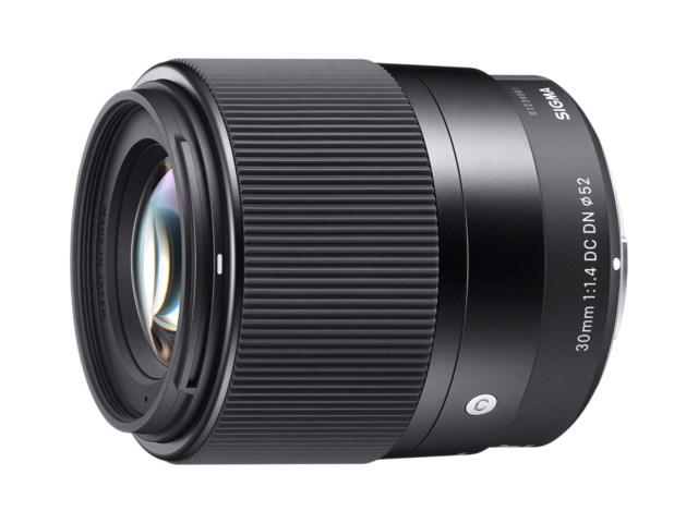 Sigma 30mm f/1,4 DC DN Contemporary till Canon EF-M