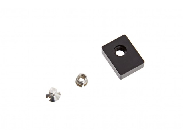 "DJI 1/4"" and 3/8"" mounting adapter for"