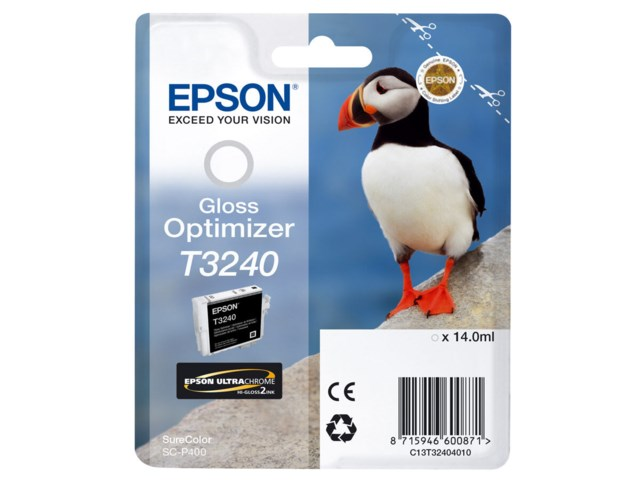 Epson Bläckpatron Ultrachrome Gloss Optimizer 14 ml