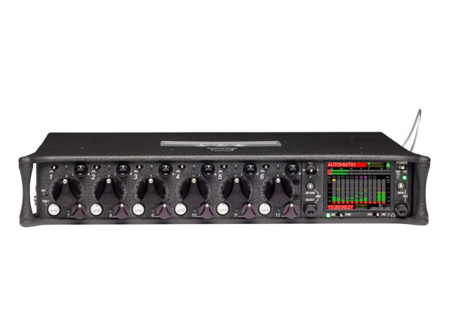 Sound Devices 688 portabel ljudinspelare med mixer