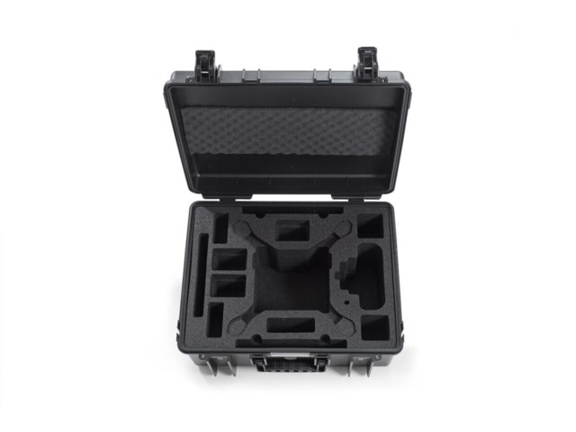 B+W Outdoor Case Type 6000 svart till DJI Phantom 4