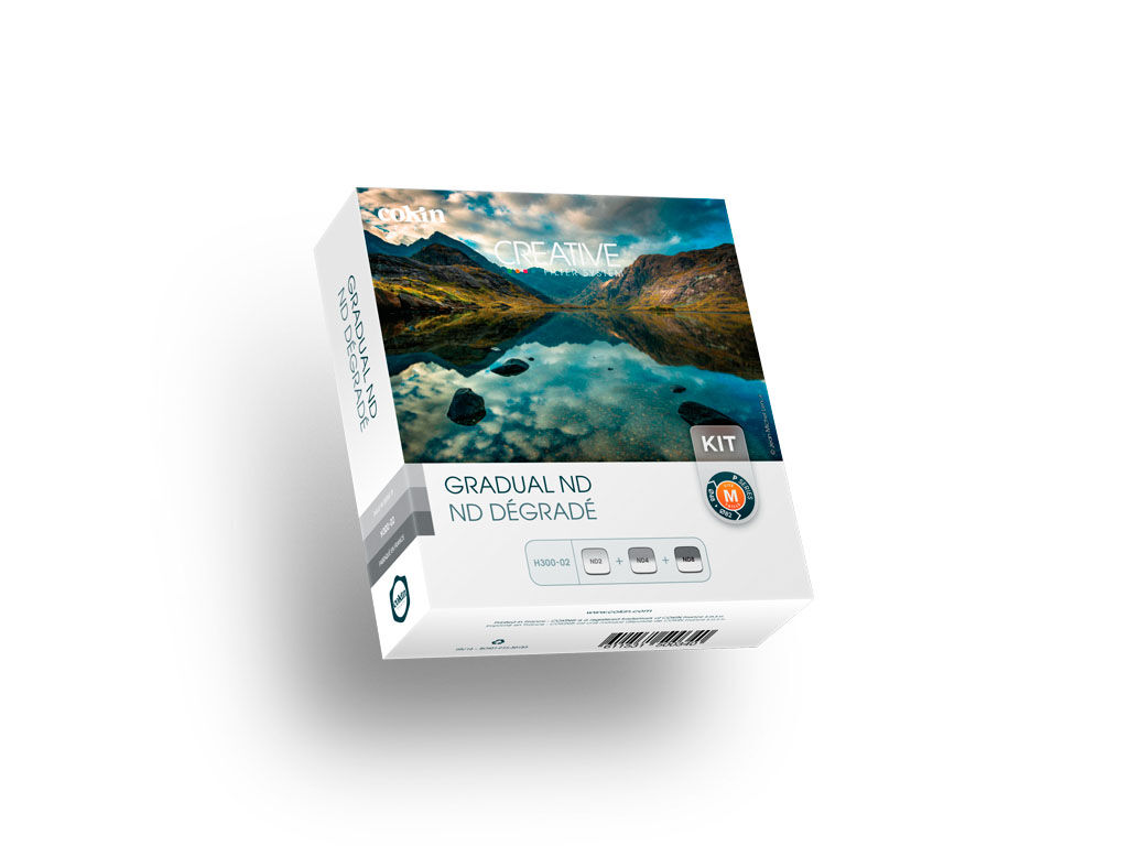 Cokin P Filterkit Gradual ND Filter kit
