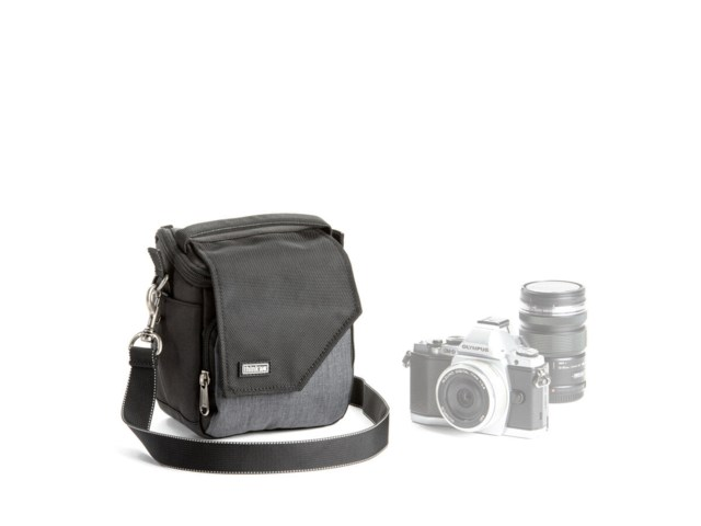 Think Tank Kameraväska Mirrorless Mover 10 pewter