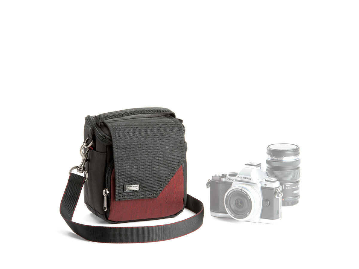 Think Tank Kameraväska Mirrorless Mover 10 deep red