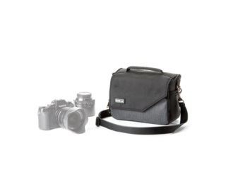 Think Tank Kameraväska Mirrorless Mover 20 pewter