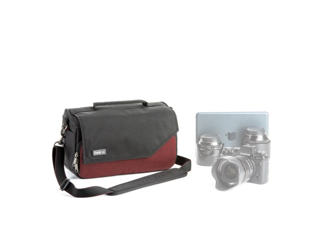 Think Tank Kameraväska Mirrorless Mover 25i deep red