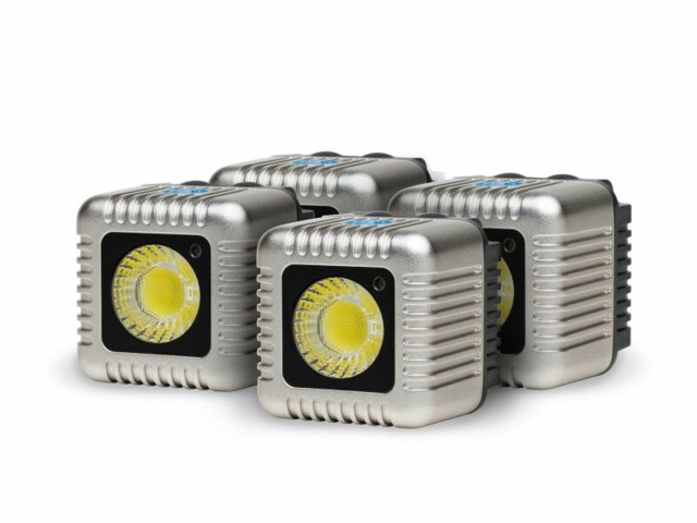 Lume Cube Quad pack silver