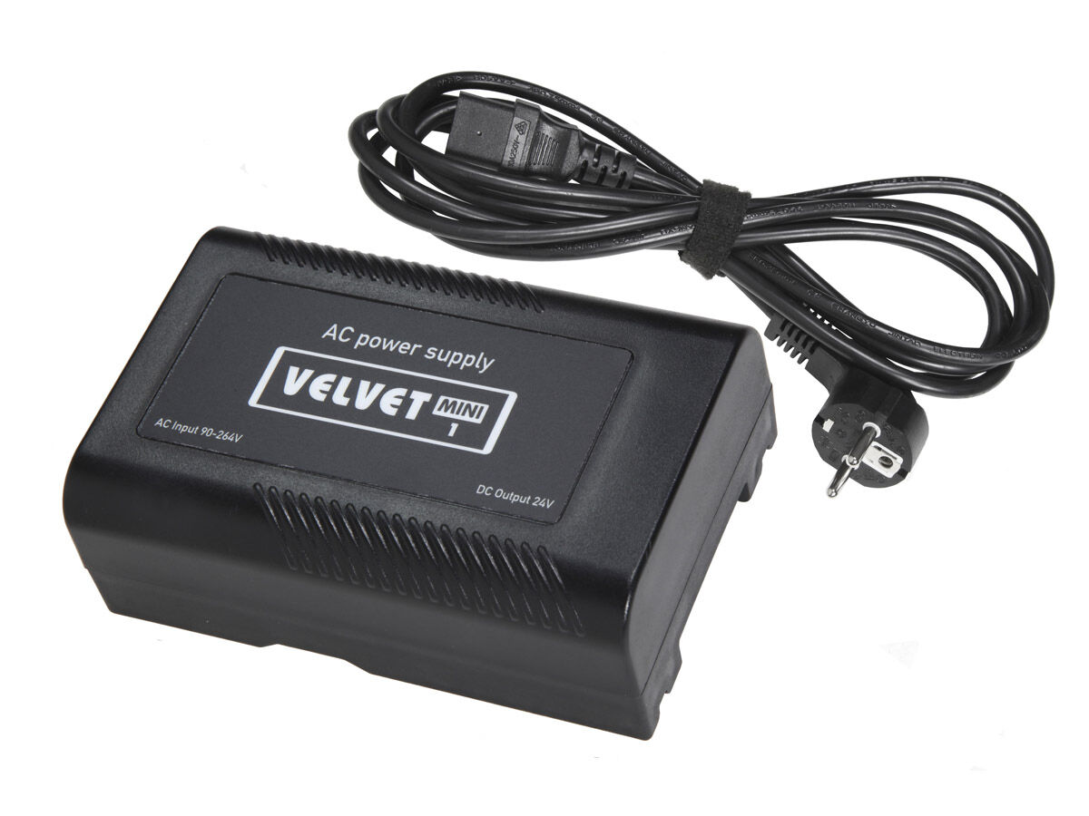 TheLight Vlock AC-adapter till Velvet Mini 1