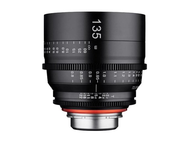 Samyang Xeen 135mm T2.2 Cinema till PL-mount