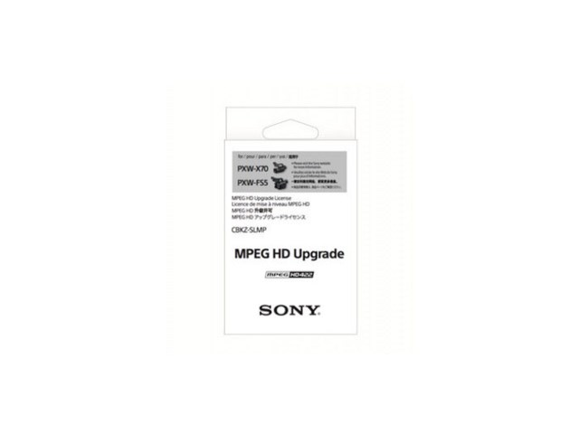 Sony CBKZ-SLMP Software Upgrade Key for MPEG HD422/420