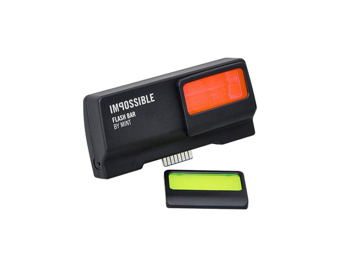 Impossible Flash bar by Mint för SX-70 kameror