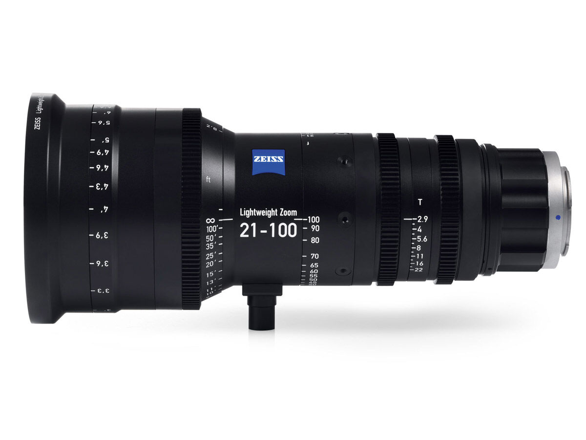 Zeiss LWZ.3 21-100mm f/2,9-3,9 till Sony E