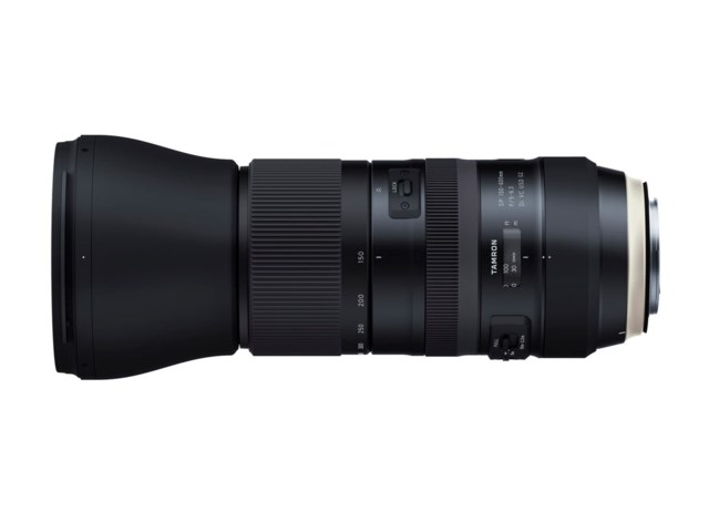 Tamron SP 150-600mm f/5-6,3 Di VC USD G2 till Canon