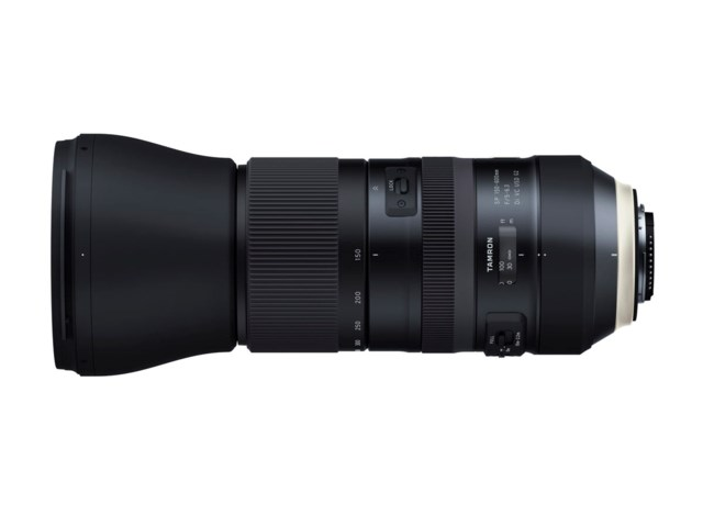 Tamron SP 150-600mm f/5-6,3 Di VC USD G2 till Nikon