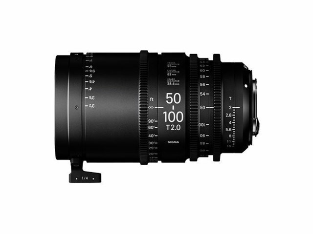 Sigma CINE 50-100mm T2 PL-mount