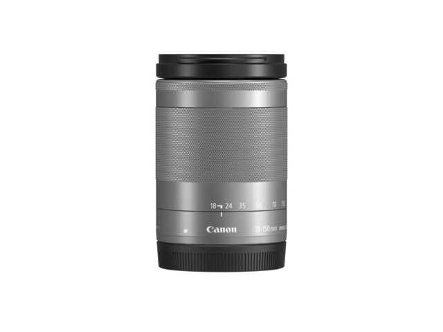 Canon EF-M 18-150mm f/3,5-6,3 IS STM silver