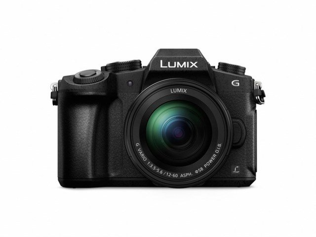 Panasonic Lumix DMC-G80 + Lumix G Vario 12-60mm f/3,5-5,6
