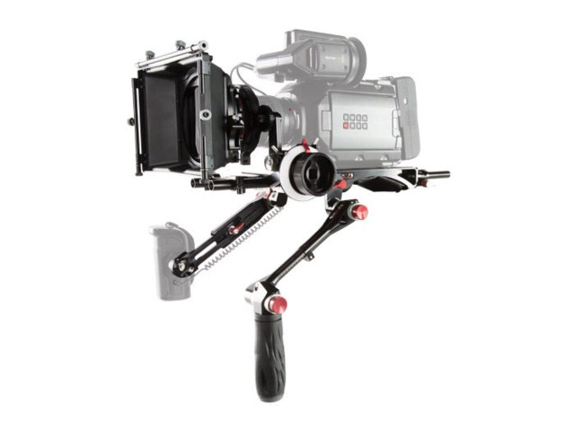 Shape Blackmagic Ursa Mini mini kit matte box follow