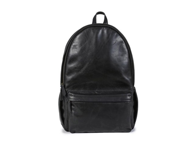 ONA Kameraryggsäck Clifton Black Leather