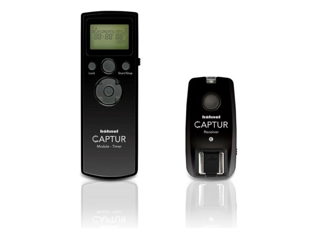 Hähnel Remote Captur timer kit till Sony