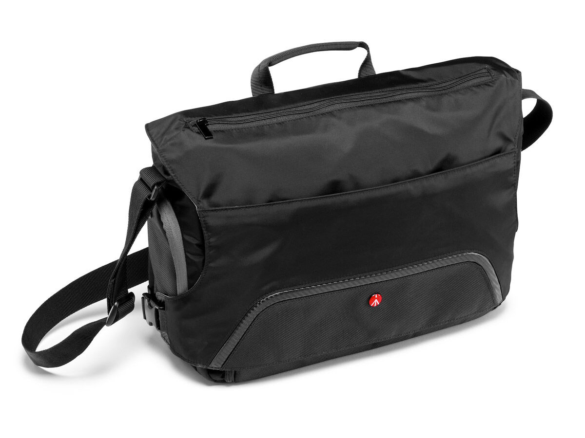 Manfrotto Kameraväska Advanced Messenger Befree svart