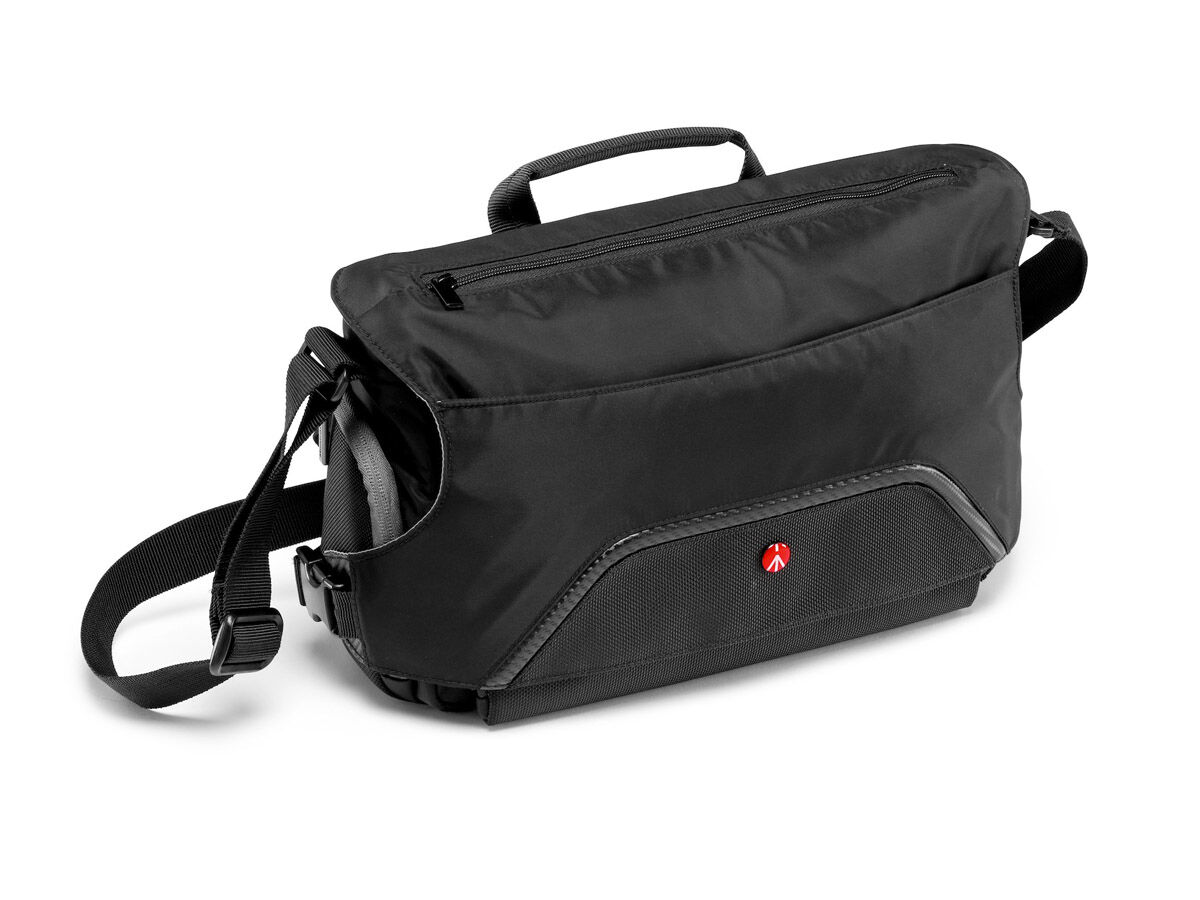 Manfrotto Kameraväska Advanced Messenger Pixi svart