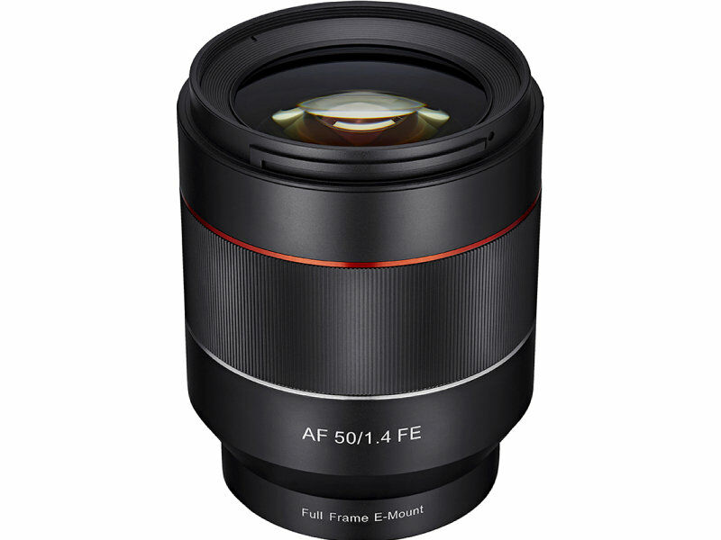 Samyang AF 50mm f/1,4 AS IF UMC till Sony FE