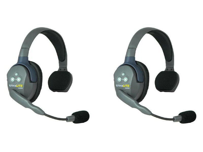 Eartec Headset UltraLITE single ear (2 st headset)