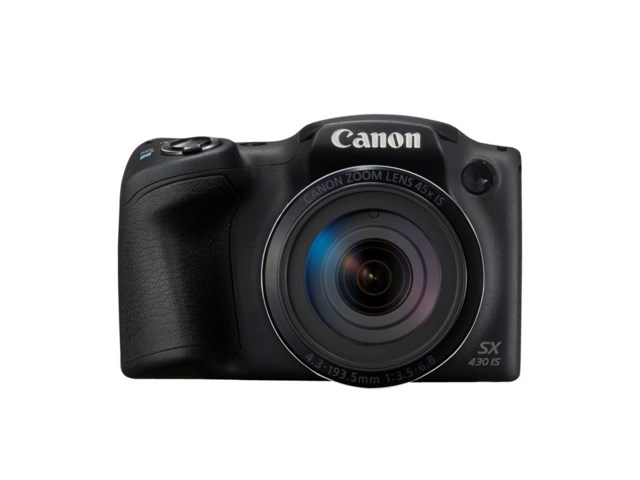 Canon PowerShot SX430 IS svart