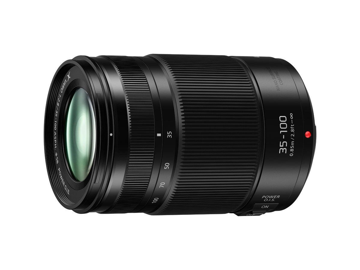 Panasonic Lumix G Vario 35-100mm f/2,8 II ASPH Power O.I.S