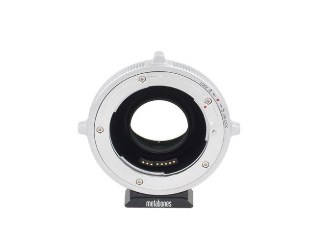 Metabones Canon EF till Sony E-mount T Cine Speed Booster