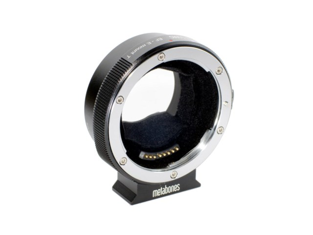 Metabones Canon EF till Sony E-mount T Smart adapter