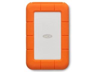 "LaCie Rugged Thunderbolt 2TB portabel 2.5"" USB-C 3.1"
