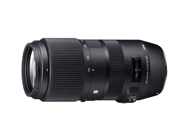 Sigma 100-400mm f/5-6,3 DG OS HSM Contemporary till