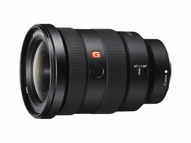 Sony FE 16-35mm f/2,8 GM