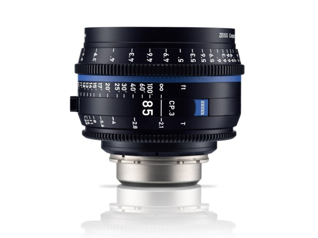 Zeiss Compact Prime CP.3 85mm T2.1 Canon EF-mount