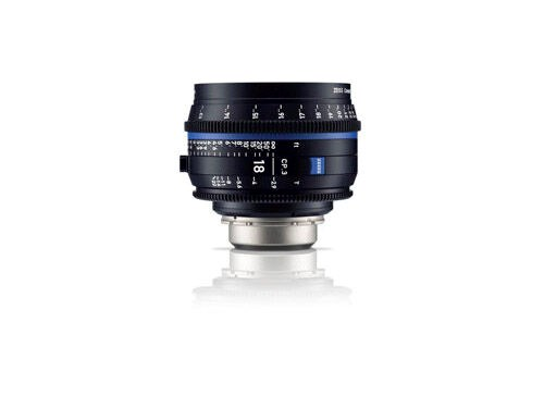 Zeiss Compact Prime CP.3 15mm T2.9 PL-mount