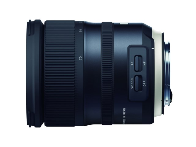 Tamron SP 24-70mm f/2,8 Di VC USD G2 till Canon