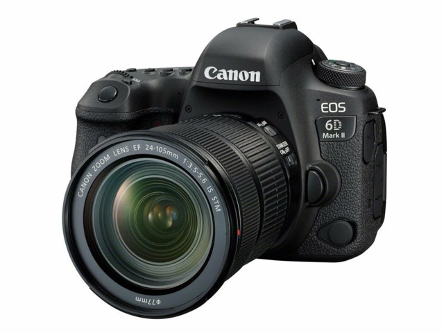 Canon EOS 6D Mark II + EF 24-105mm f/3,5-5,6 IS STM
