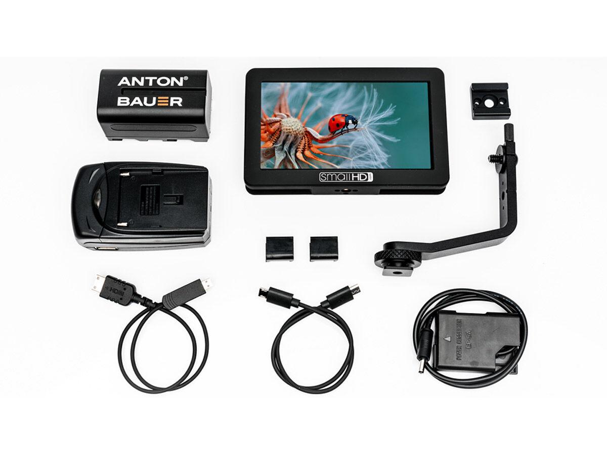 Focus Canon LP E6 kit