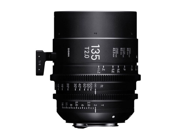 Sigma CINE 135mm T2 FF EF-mount