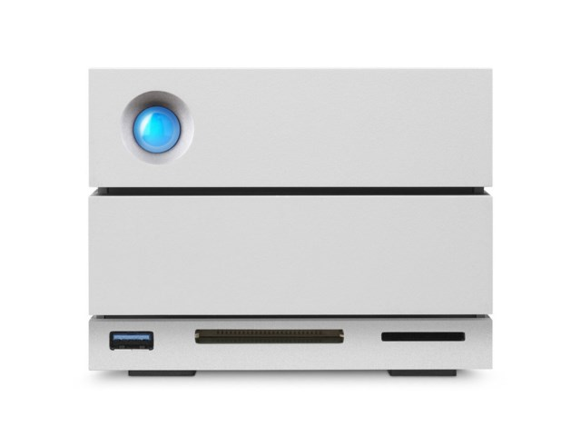LaCie 2big Thunderbolt 3 12TB USB 3.1