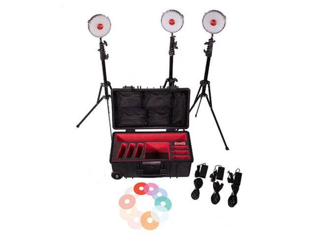 Rotolight NEO 2 3 Light kit