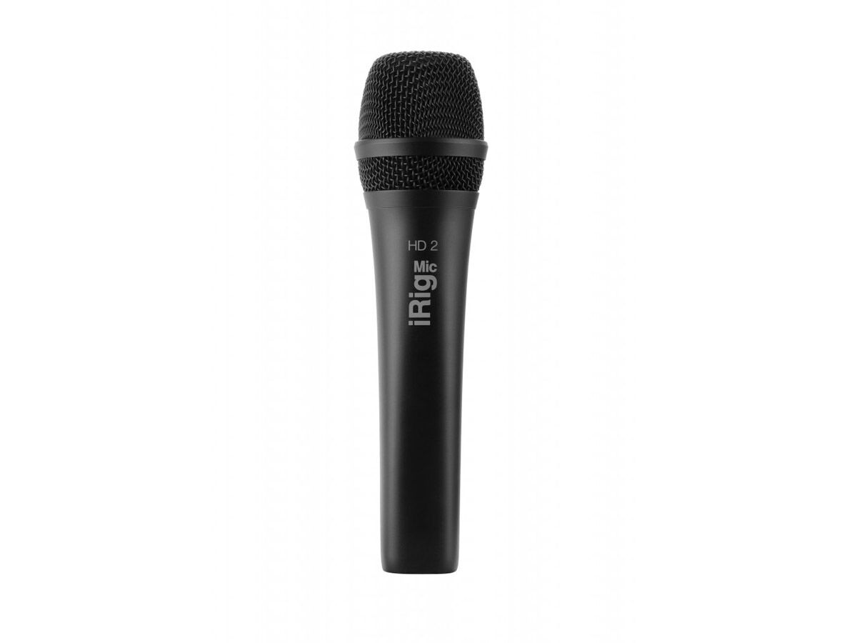 IK Multimedia iRig Mic HD 2
