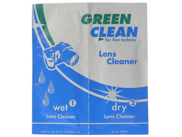 Green Clean Linsrengöring Wet & Dry multipack 50st