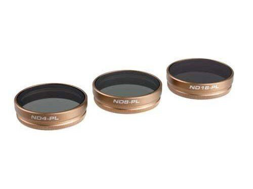 Polar Pro Cinema Series Vivid Collection filter 3-pack